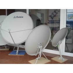 Antena satelit offset 1.30 m cu picior