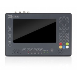 Instrument  portabil T2-S2-C2 Analizor spectru satelit player set-top-box  DVB-T2-S2-C2