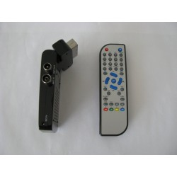 Media Player si receptor SD DVB-T