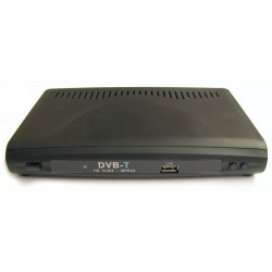 HD Media Player si receptor HD DVB-T