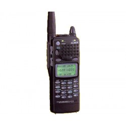 Statie radio portabila dual band VHF-UHF