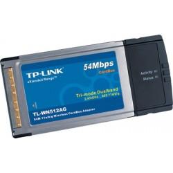 Bi-Band CardBus Adaptor a-b-g  54Mb 2.4Ghz- 5Ghz
