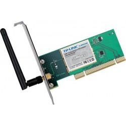 Adaptor wireless PCI 54Mbps dual band
