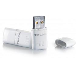 Mini Adaptor USB Wireless N 150Mbps