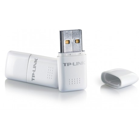 Mini Adaptor USB Wireless N 150Mbps