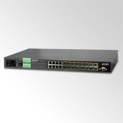 Switch cu management 16-Port 100-1000Base-X SFP