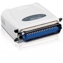 Print Server Fast Ethernet cu un port Paralel