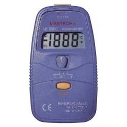 Termometru digital cu termocuplu tip K