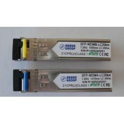 Minigbic SFP WDM 1.25G -20km 1310TX