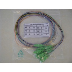 Pigtail bundle fibra single mode
