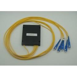 Spliter optic PLC 1x4 SC