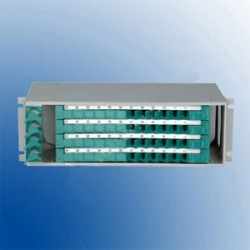 Patch panel optic ODF 3U