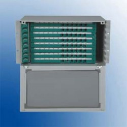 Patch panel optic ODF 6U