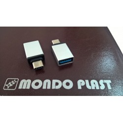 Adaptor USB 3.0 mama - USB tip C