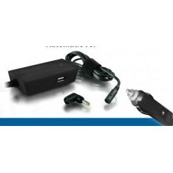 Adaptor universal alimentare Notebook-Laptop la bricheta auto 90W