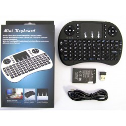Gamer Combo miniKeyboard & touchpad& accu
