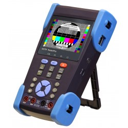 Tester IP CCTV cu LCD 3.5inch cu PoE IP Test cautare IP