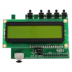 Interfata control Raspberry Pi