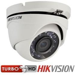 Camera Dome Turbo HD Hikvision - 2Mp lentila 28mm