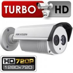 Camera de exterior Turbo HD Hikvision - 1Mpx lentila 36mm