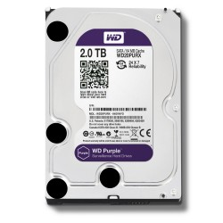 HDD WD Purple Surveillance 2TB 3.5&quot