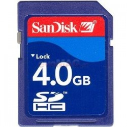 Card memorie SD 4Gb