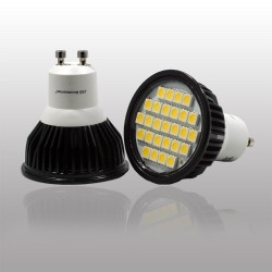 Spot 27 SMD LED Wide Beam GU10
