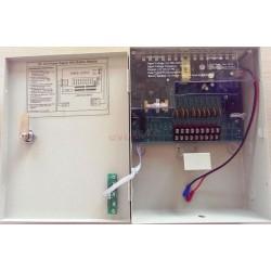 Cutie de alimentare DC12V 10A cu locas acumulator