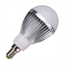 Bec led glob 7W- E14