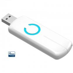 Controller USB cu baterie GEN5 pentru Z-Wave Plus