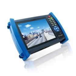 Tester CCTV IP+CVBS+AHD+CVI+TVI