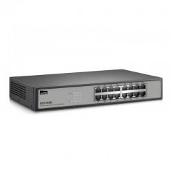 16 Port Gigabit Ethernet Rackmount Switch Netis ST116GS