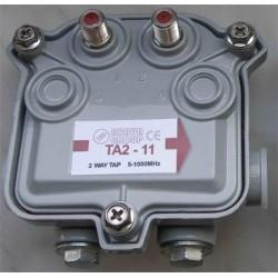 Distribuitor CATV de exterior TA2-x