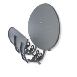Antena satelit toroidala 55cm