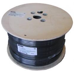cablu coaxial 75ohm seria 6