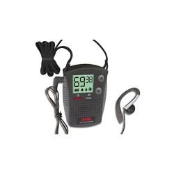 Statie Radio UHF PMR Voice Pager