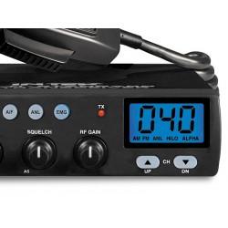 Statie Radio CB27 12-24V 4W
