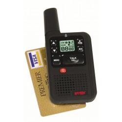 Statie radio portabila dual band UHF FM