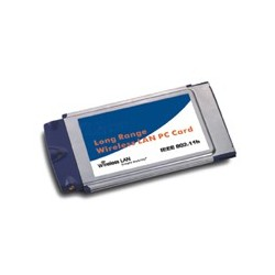 High Power Adaptor wireless PCMCIA