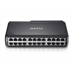 24 Port compact -Fast Ethernet Switch compact