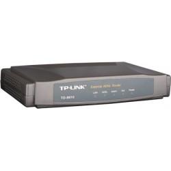 Modem extern ADSL 2+ cu router bridge&ampNAT