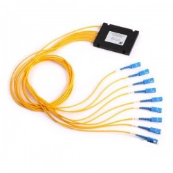 Spliter optic PLC 1x8 SC-PC