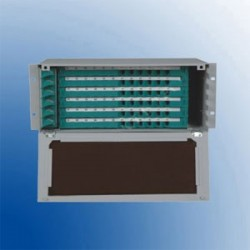 Patch panel optic ODF 4U