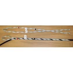 Intinzatoare spirala pentru cablu fibra optica