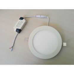 Aplica rotunda cu LED 12W - 115mm