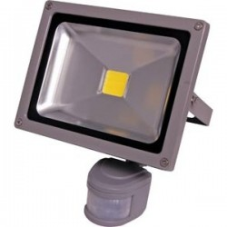 led flood light + senzor 3D