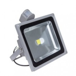 led flood light 50W + senzor 3D