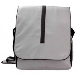 Geanta UrbanLife Bag pt MacBook & Netbook 131&quot gri+(negru)