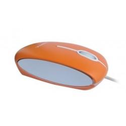 Mouse USB Mini Slim Portocaliu