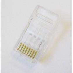 Conector RJ45 UTP cat6